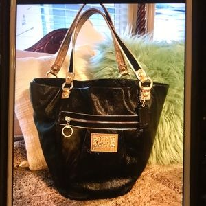 COACH Poppy Limited Addition Tote/Duffle Bag